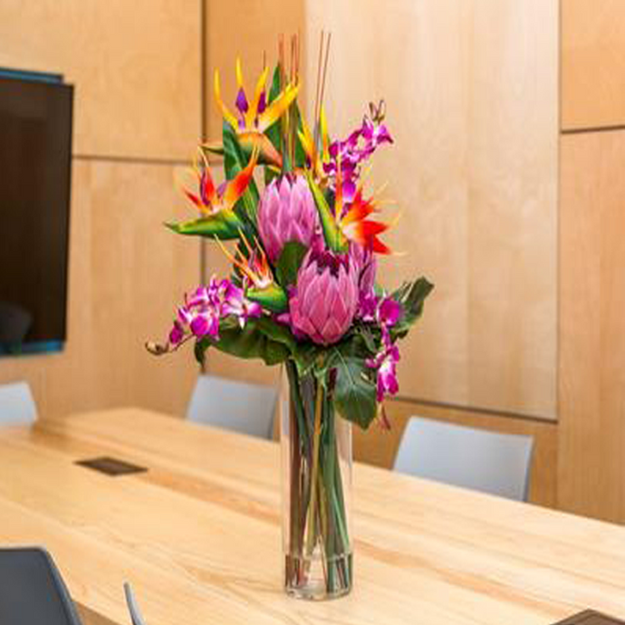 Why Silk Flowers Are Perfect for Your Office