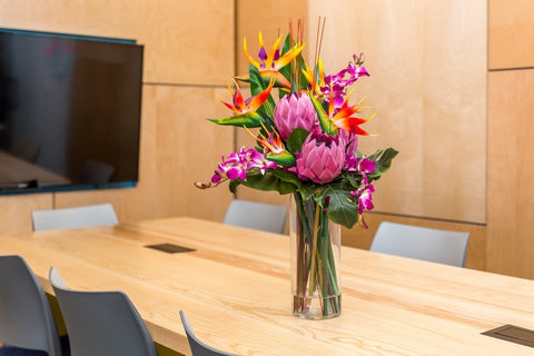 Why silk flowers are perfect for your office global blooming and who doesnt want a happy hard working office here are a few reasons why silk flowers are the perfect addition to any office space mightylinksfo