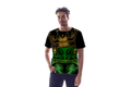 FROG KING DRYFIT MONSOON TSHIRT. AIRY/DURABLE/COMFORTABLE.