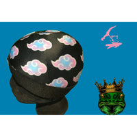 MIAMI VICE CLOUDS ICE SILKY COMPRESSION CAP