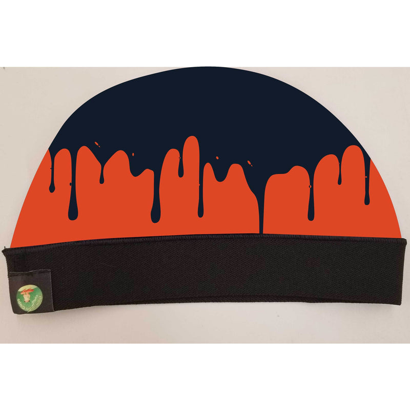 "BENGALS ""SILKY WASH CAP STOCKING CAP SILKYYY AND STRETCHY COMFORTABLE. WAVE CAP."