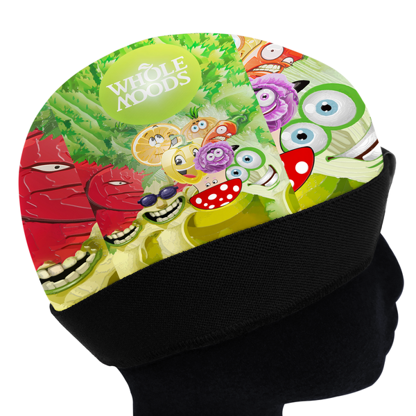 WHOLE MOODS  silky compression cap