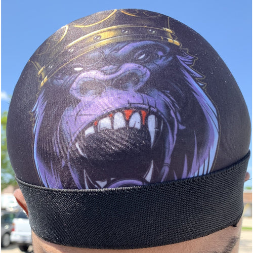 KING OF THE JUNGLE ICE SILKY CAP.