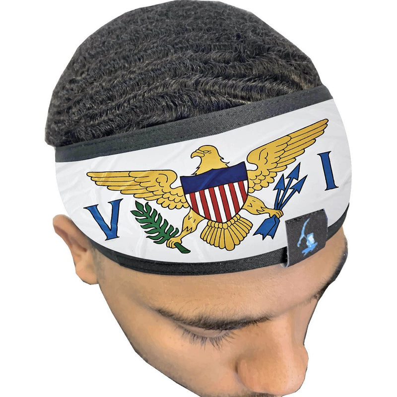 Virgin Islands 🇻🇮 Monsoon  Headband.