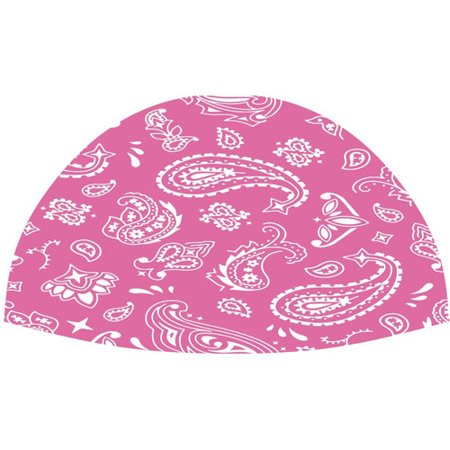Pink paisley ice cap STRETCHY COMFORTABLE