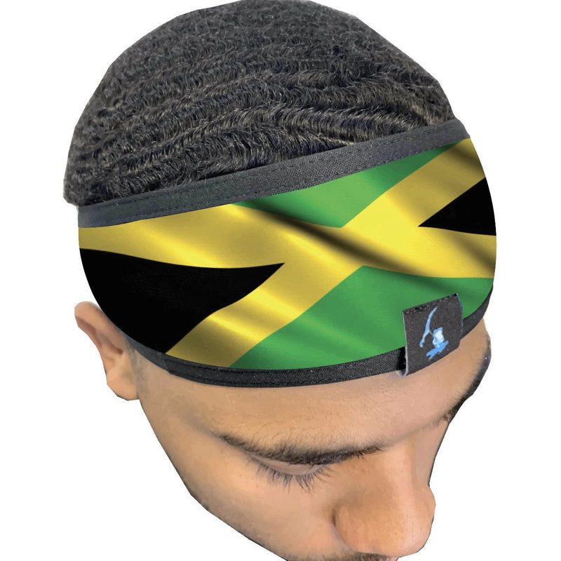 Jamrock 🇯🇲 Monsoon  Headband. (SHIPS OUT SAME DAY)