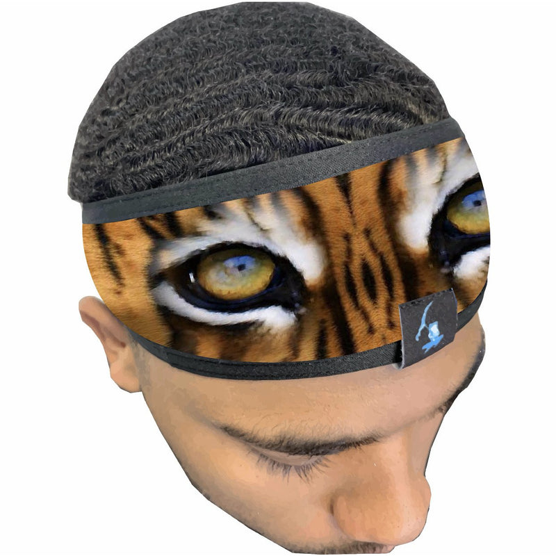 👁 of the 🐅 Silky HEAD BAND.