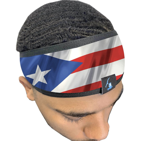 PR 🇵🇷 Monsoon  Headband. (SHIPS OUT SAME DAY)