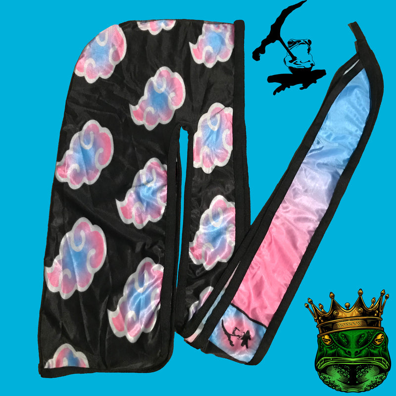MIAMI VICE Cloud SILKY DURAG  (SHIPS OUT SAME DAY)