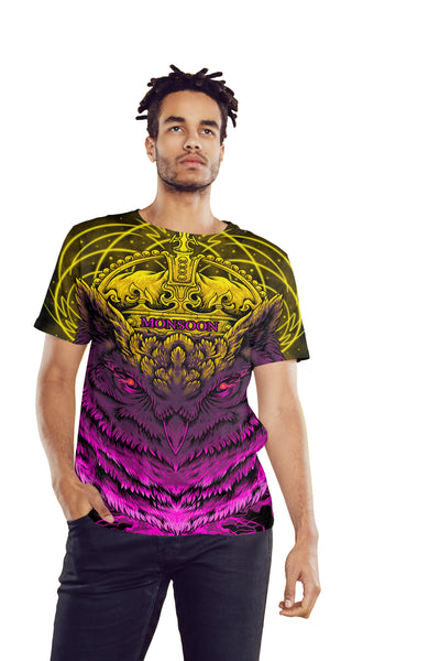 OWL DRYFIT MONSOON TSHIRT. AIRY/DURABLE/COMFORTABLE.