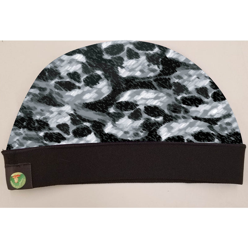 SKULL GANG ICE SILKY COMPRESSION CAP