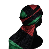 MOTHERLAND . SILKY DURABLE COMPRESSION DURAG.