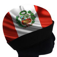 PERUVIAN ICE SILKY COMPRESSION CAP
