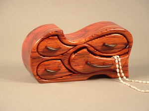 Tsunami Jewelry Box