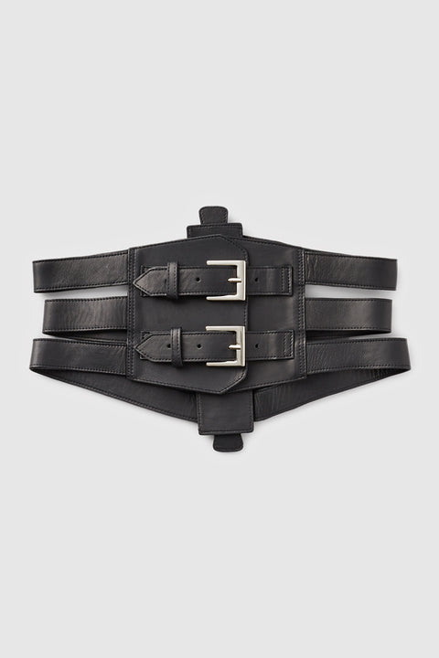 Hooked On Me Belt Black