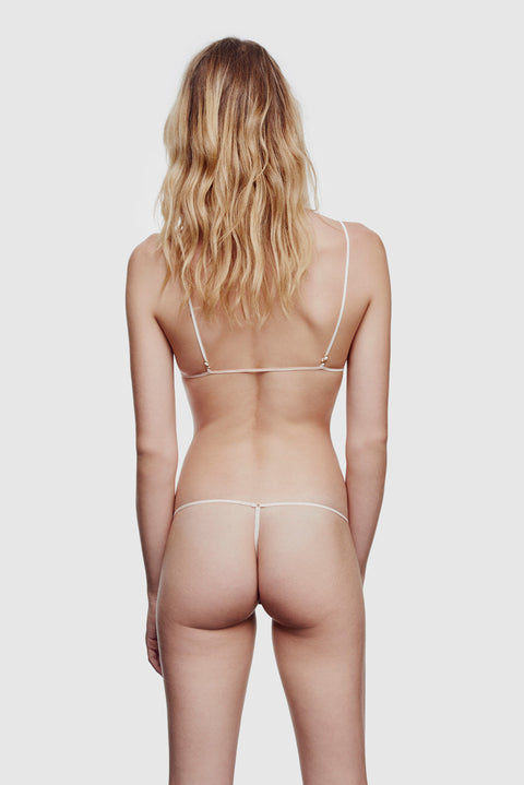 Ingenue Thong Champagne