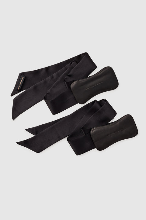 My Tie Cuffs Black