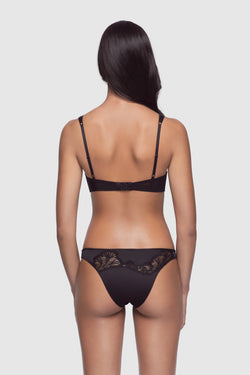 Perfect Lounge Brief Black - Kiki de Montparnasse