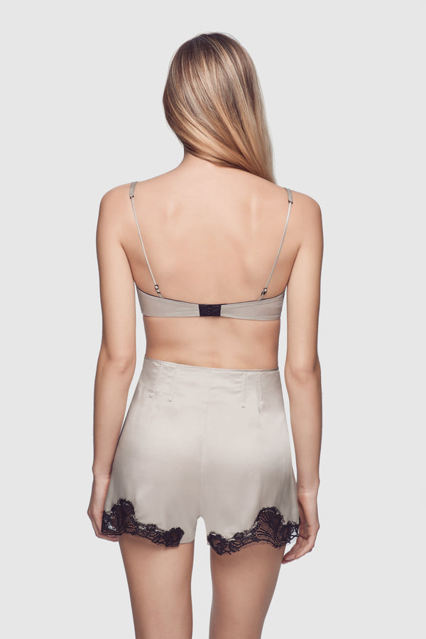 Perfect Lounge Short Whisper/Black - Kiki de Montparnasse