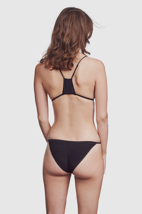 Amour Brief Black - Kiki de Montparnasse