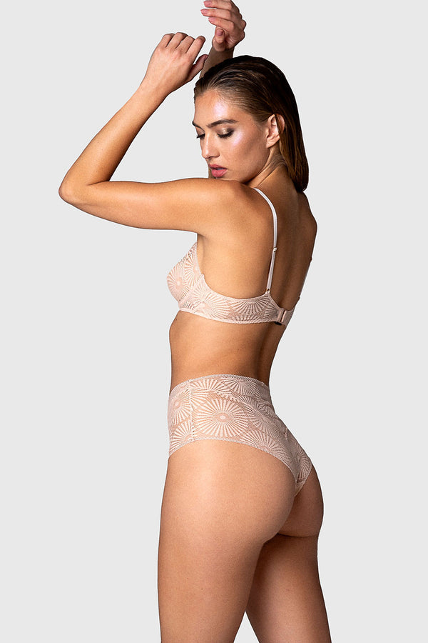 Sundial Brief Blush