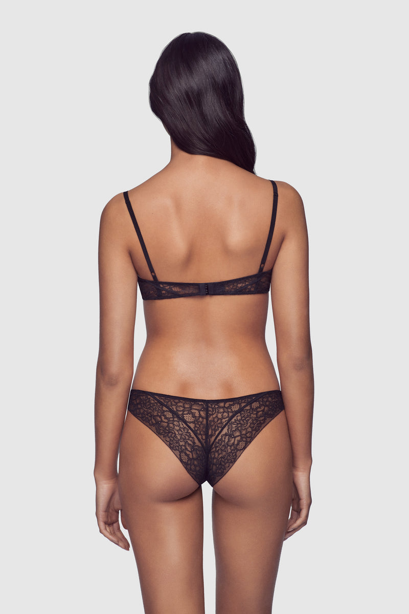 Bandage Brief Black - Kiki de Montparnasse