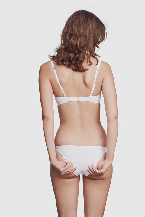 Mer Perfect Brief White - Kiki de Montparnasse
