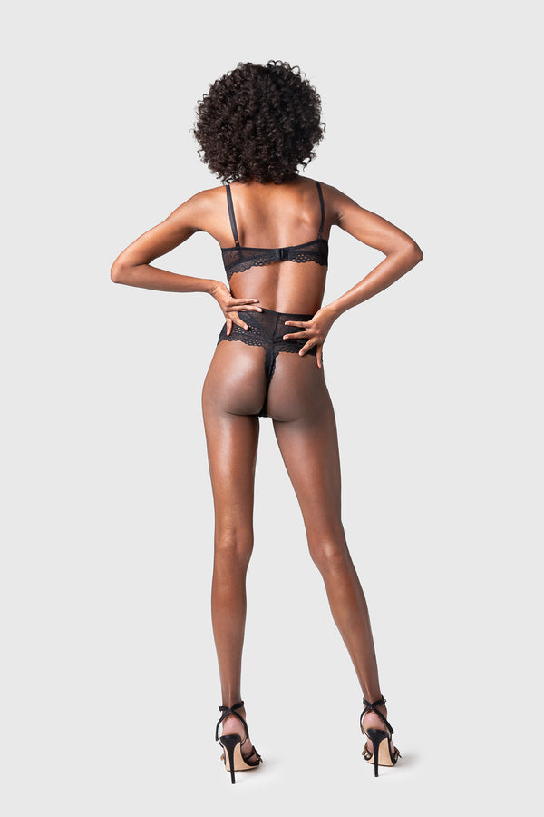 COUPE HIGH WAIST THONG