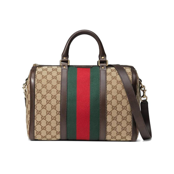 Gucci Women's Original GG Boston Handbag - Retail Basis