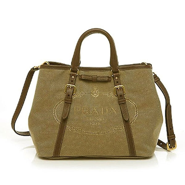 PRADA Convertible Shoulder Bag - Retail Basis
