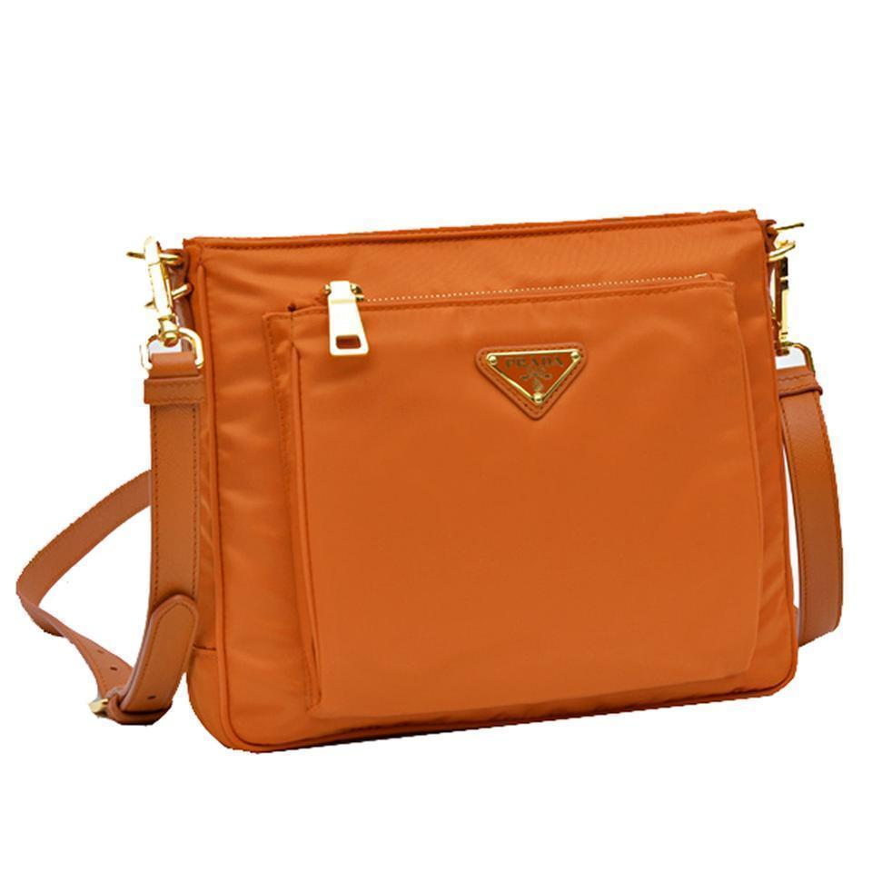 1e34ea013110 ... shoulder bag 01629 33307; coupon code for prada tessuto saffian nylon  leather crossbody orange retail basis d7217 8491b