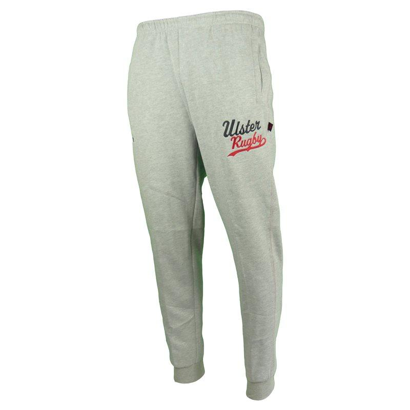 Ulster Rugby Youth Tapered Sweat Pants 17/18 - Grey