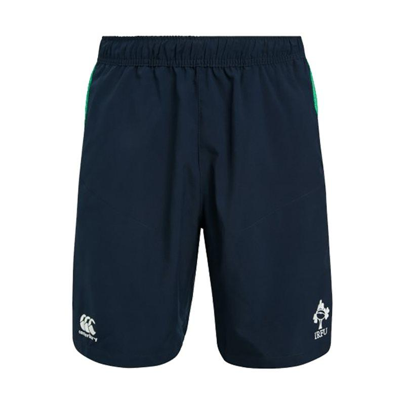 Ireland Rugby Vapodri Woven Gym Short - Navy
