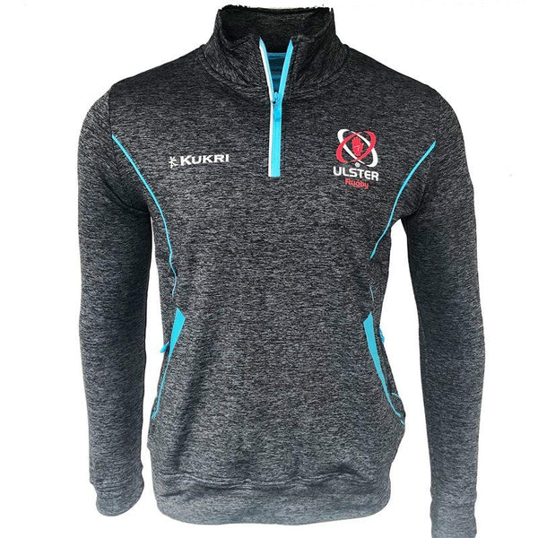 Kukri Ulster Rugby 2019 Kids Quarter Zip Track Top