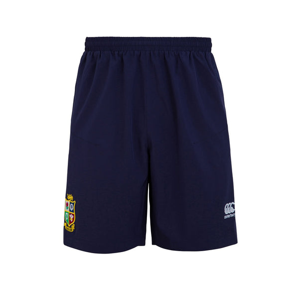British & Irish Lions Woven Gym Short - Peacoat