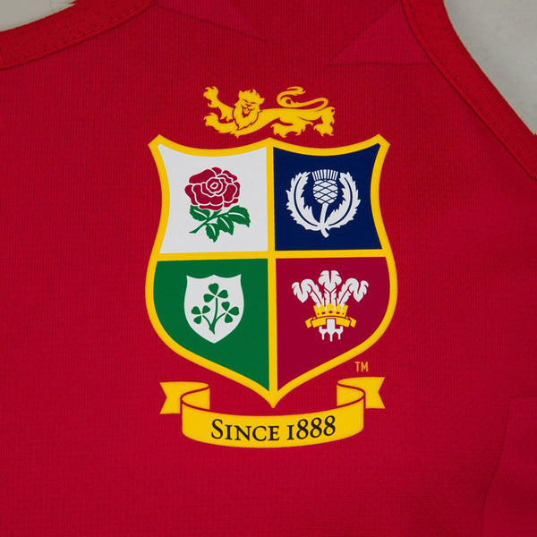 British & Irish Lions Singlet - Red
