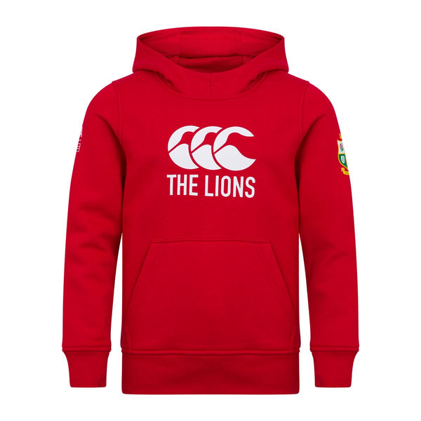 British & Irish Lions Logo Hoody - Junior