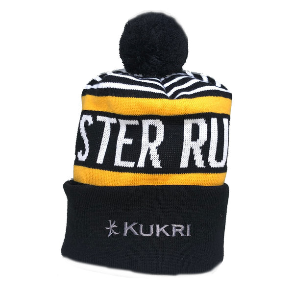 Ulster Rugby 2020/21 Bobble Hat 4 - Black