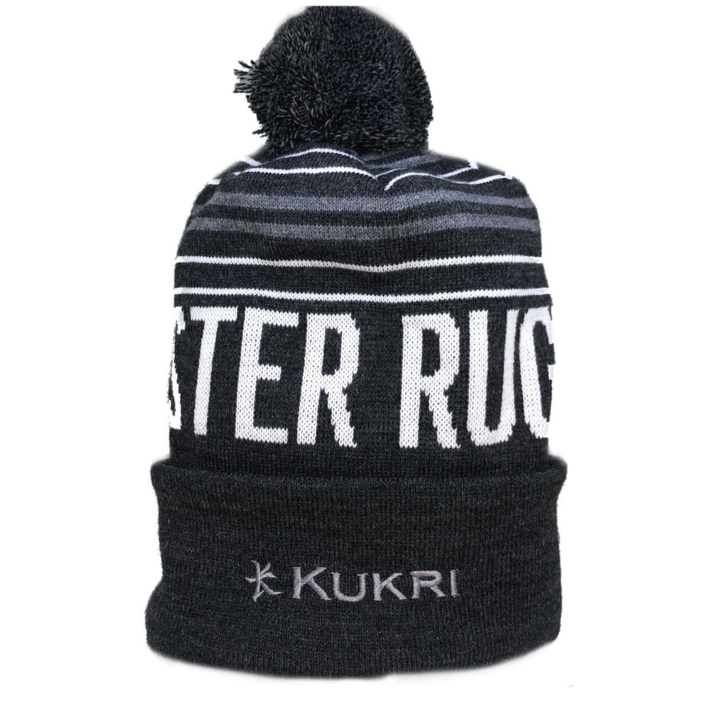 Ulster Rugby 2020/21 Bobble Hat 2 - Grey