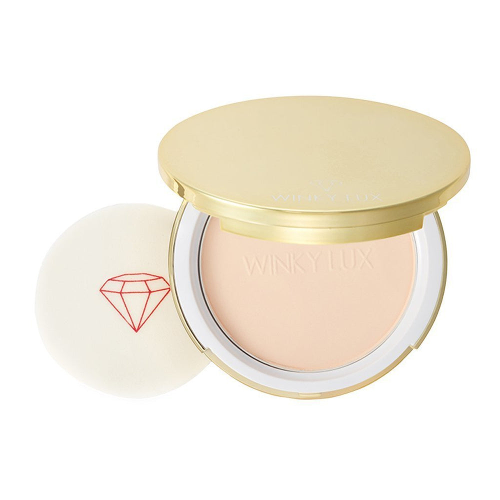 Poudre compacte Diamond Winky Lux light