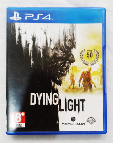 Dying Light PS4 - WyldekardeWorld