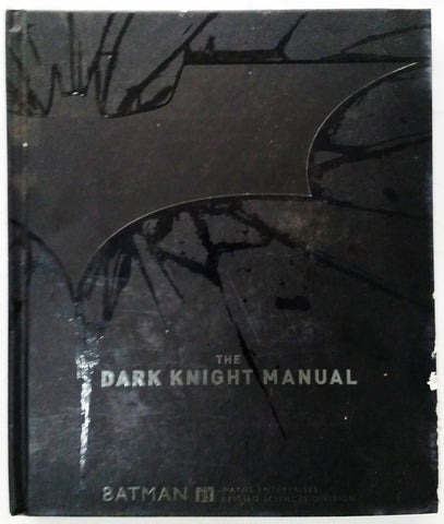 The Dark Knight Manual - WyldekardeWorld