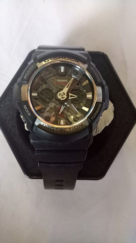 G-Shock Watch Black - WyldekardeWorld