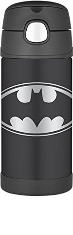Thermos Funtainer 12 Ounce Bottle, Batman - WyldekardeWorld