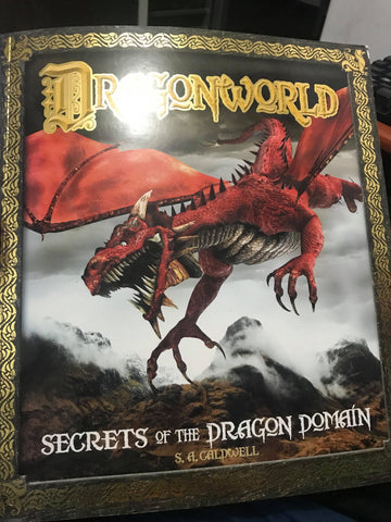 Dragonworld: Secrets of the Dragon Domain - WyldekardeWorld