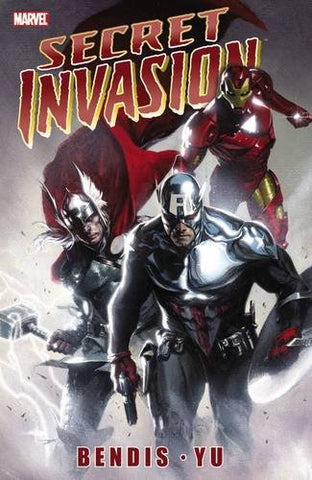 Secret Invasion Paperback - WyldekardeWorld