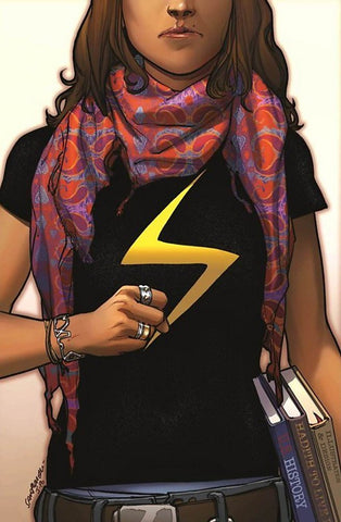 Ms. Marvel Volume 1: No Normal Paperback - WyldekardeWorld