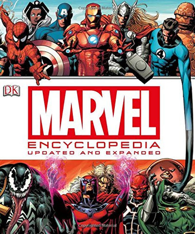 Marvel Encyclopedia Hardcover