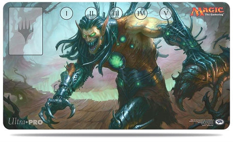 Ezuri Claw Of Progress Play Mat For Magic Commander 2015 Ultra Pro - WyldekardeWorld