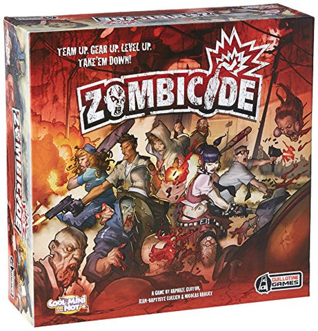 Zombicide Base Game - WyldekardeWorld